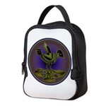 Mimbres Olive Quail Neoprene Lunch Bag