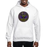 Mimbres Olive Quail Hooded Sweatshirt