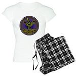 Mimbres Olive Quail Women's Light Pajamas