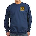 Mimbres Quail Ochre Sweatshirt (dark)