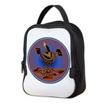 Mimbres Quail 3 Neoprene Lunch Bag