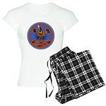 Mimbres Quail 3 Women's Light Pajamas