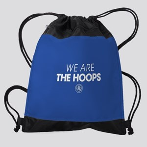 Queens Park We Are The Hoops Drawstring Bag