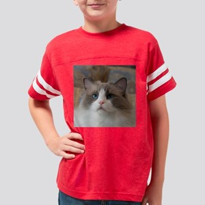 wallclock Youth Football Shirt