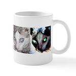 LabRat the Wonder Cat's Funky Mug
