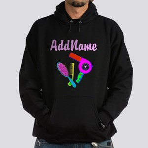 TOP HAIR STYLIST Hoodie (dark)