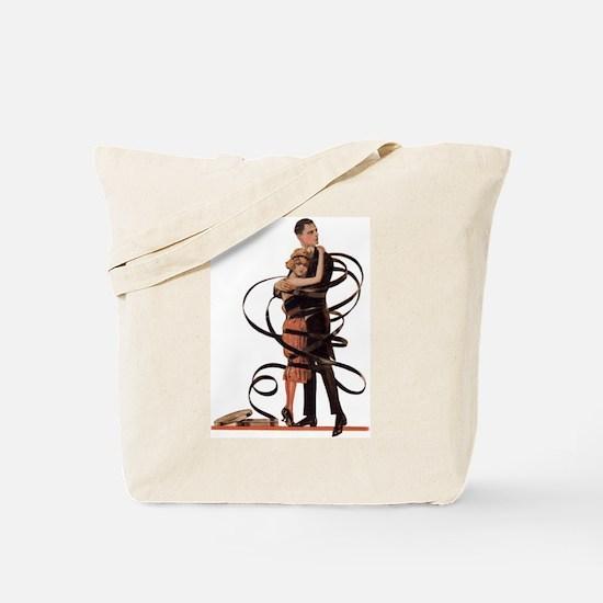 Roll It! Tote Bag