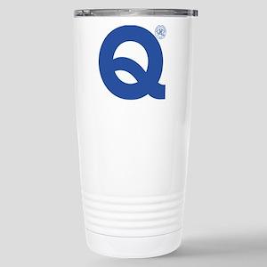 Queens Park Range 16 oz Stainless Steel Travel Mug