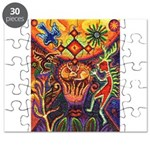 Shaman Red Deer 1 Puzzle