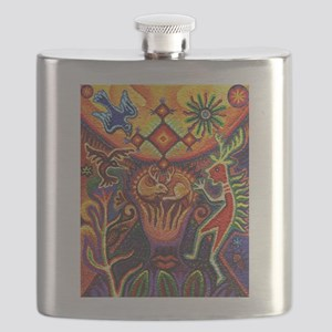 Shaman Red Deer 1 Flask