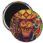 Shaman Red Deer 1 Magnet