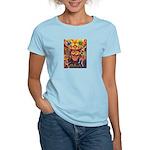 Shaman Red Deer 1 Women's Light T-Shirt