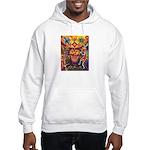 Shaman Red Deer 1 Hooded Sweatshirt