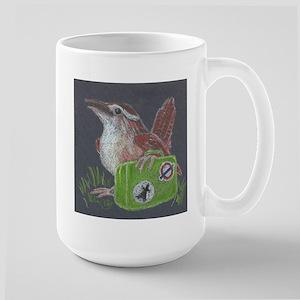 Wren Voyage Large Mug