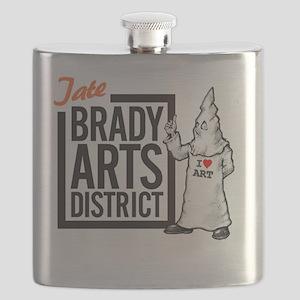 Tate Brady Arts District Flask