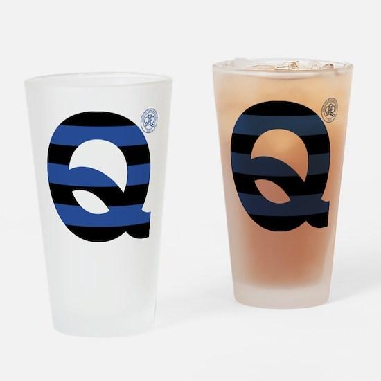 Queens Park Rangers 1882 Drinking Glass