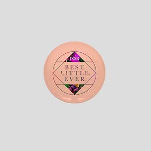 Gamma Phi Beta Best Little Mini Button