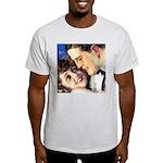 Pleasure Bent Ash Grey T-Shirt