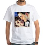 Pleasure Bent White T-Shirt