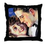 Pleasure Bent Throw Pillow