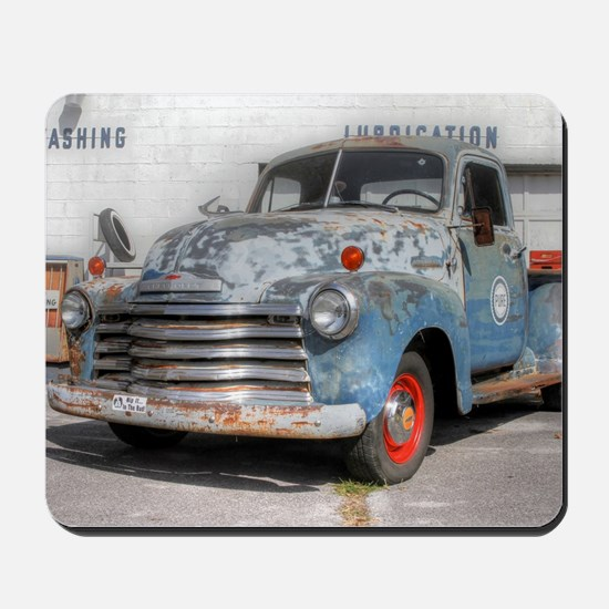 Old Truck II Mousepad