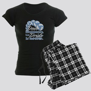 Volleyball Pride Women's Dark Pajamas