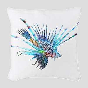 ' Woven Throw Pillow