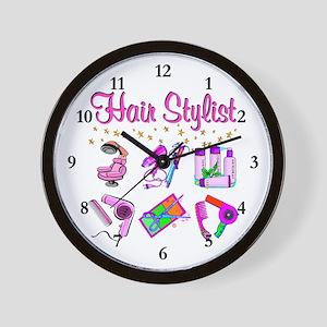 SWANKY STYLIST Wall Clock