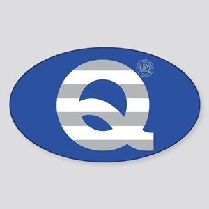 Queens Park Rangers 1882 Sticker (Oval)