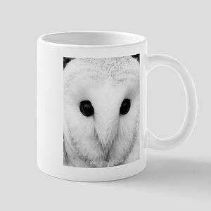 White Snow Owl Mug