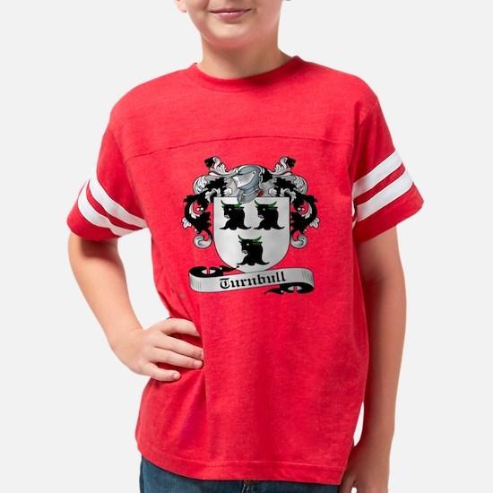 Turnbull Family Youth Football Shirt