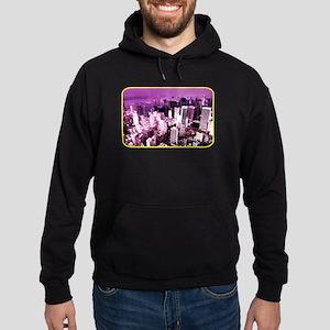 City - Metro - Downtown Hoodie