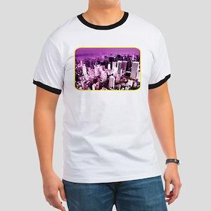 City - Metro - Downtown T-Shirt