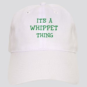 Whippet thing Cap