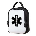 EMS Star Of Life Neoprene Lunch Bag