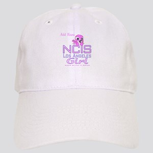 Personalized NCISLA Girl Cap