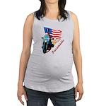 paramedic biker Maternity Tank Top