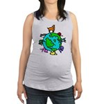 Animal Planet Rescue Maternity Tank Top