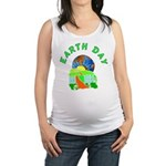 Earth Day At Home Maternity Tank Top