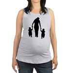mom and kids Maternity Tank Top