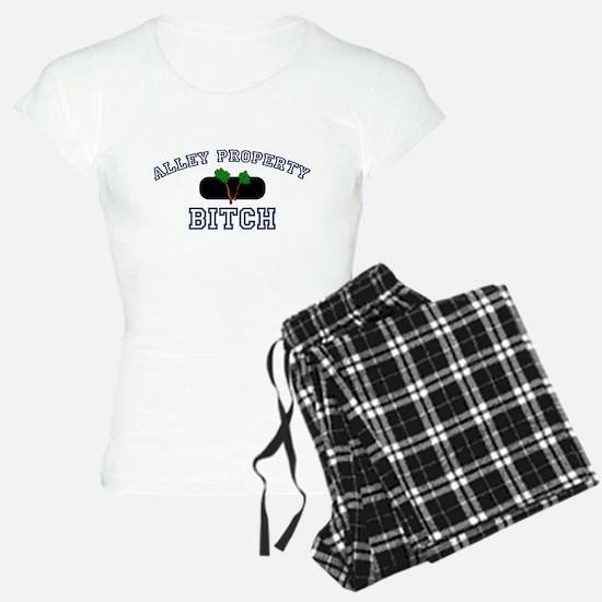 Alley Property Bitch Pajamas