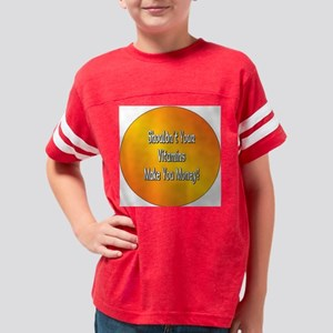 vitamin circle1 Youth Football Shirt
