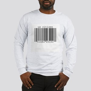 US Citizen Long Sleeve T-Shirt