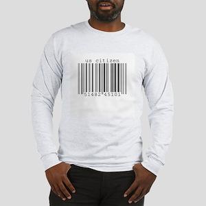 US Citizen Long Sleeve T-Shirt