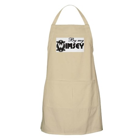 By My Wimsey BBQ Apron