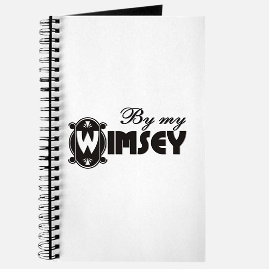 By My Wimsey Journal