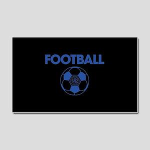 Queens Park Rangers Football Car Magnet 20 x 12