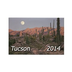 Tucson 2014 Memento Magnet