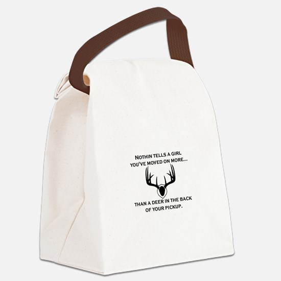 Funny Duck dynasty Canvas Lunch Bag