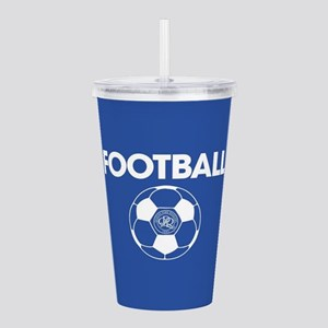 Queens Park Rangers Fo Acrylic Double-wall Tumbler